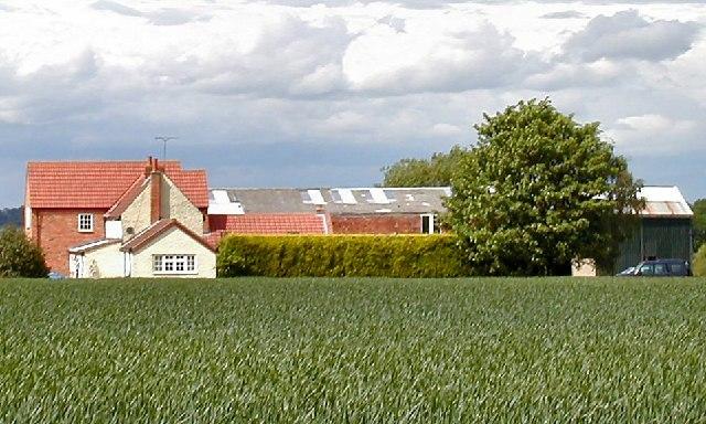 Peaslands Farm, Wymeswold