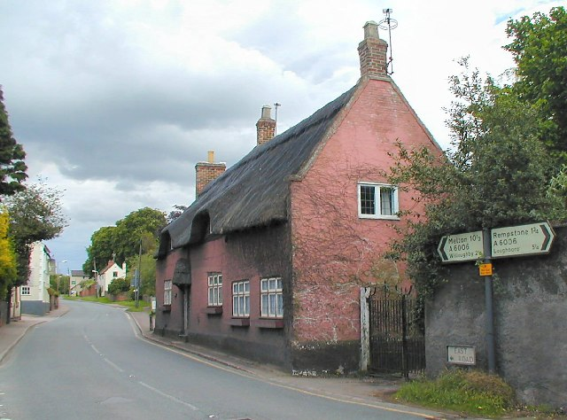 Thatched Cottage, Wymeswold