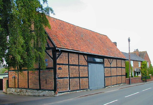 Timber Framed House, Hoton