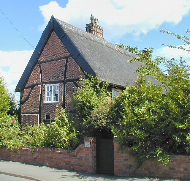 Thatched Cottage, Hoton