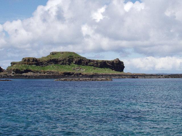 The island of Lunga