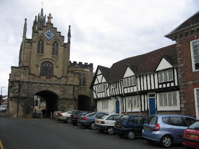 Warwick - East gate