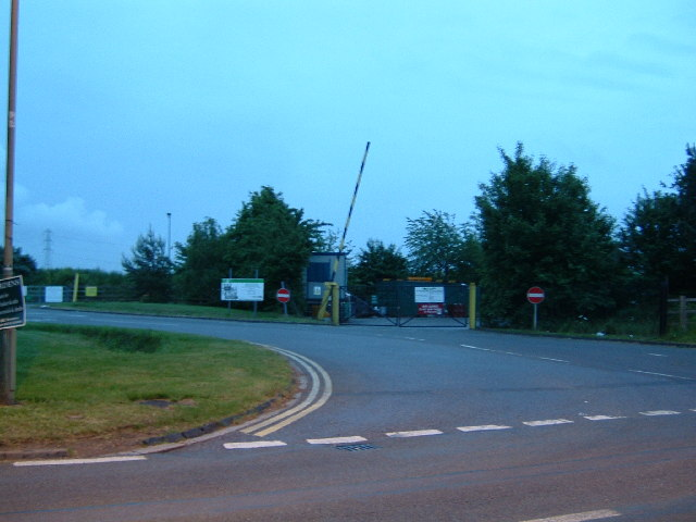 Drayton Waste Recycling Centre