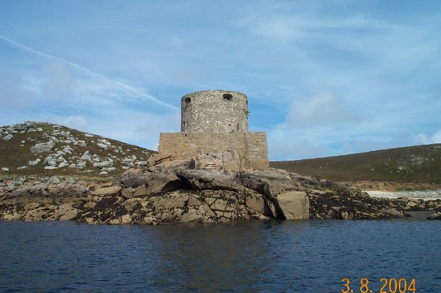 Cromwell's Castle - Scilly