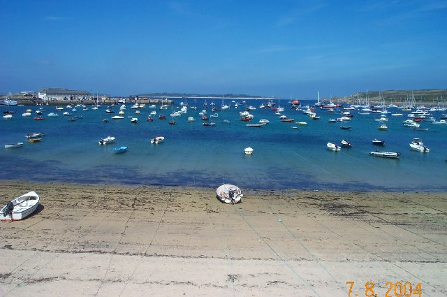 Hugh Town - Scilly