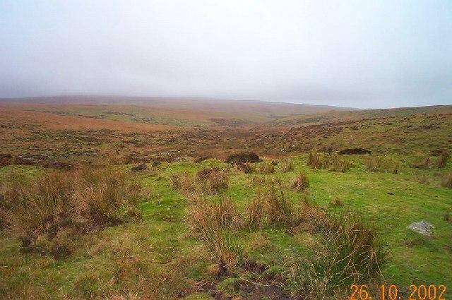 Upper Plym valley - Dartmoor
