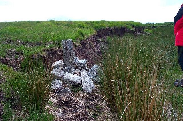 Peat Pass - Dartmoor