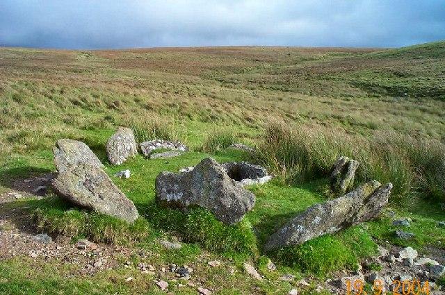 Grim's Grave - Dartmoor