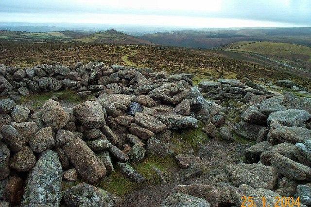 Yar Tor - Dartmoor