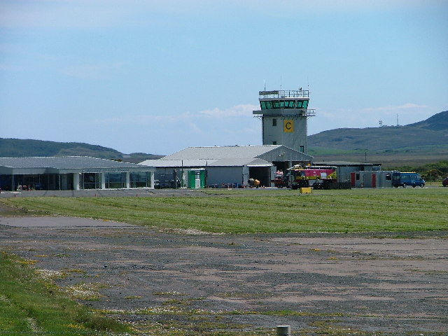Islay Airport Control Tower