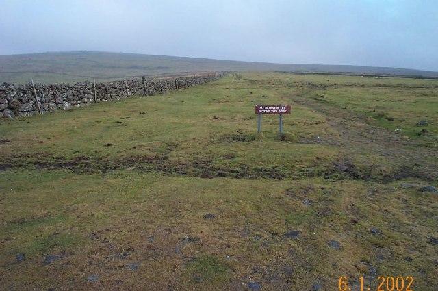 Lynch track - Dartmoor