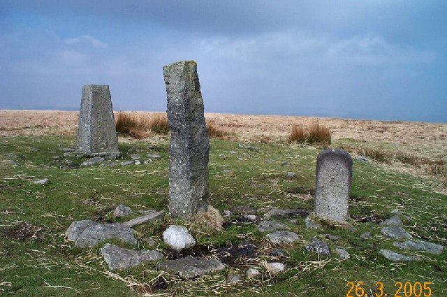 Ryder's Hill - Dartmoor