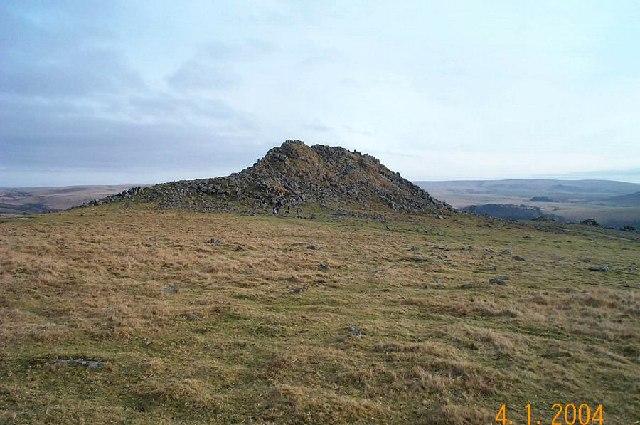 Leather Tor - Dartmoor