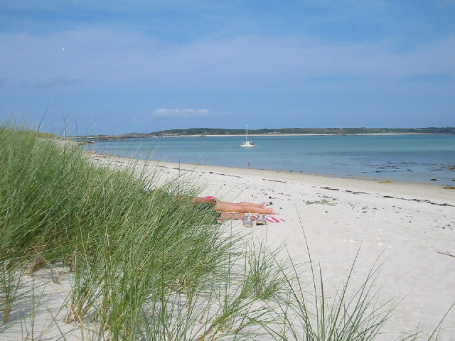 Pentle Bay, Tresco
