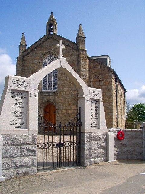 Kintore Parish Church - Church of Scotland