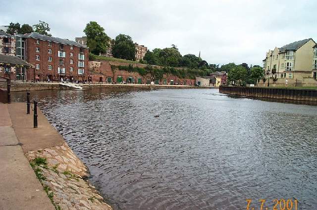Exeter waterfront