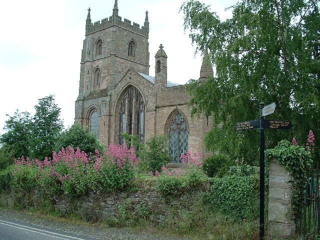 St Peter & St Paul's Priory Church Leominster