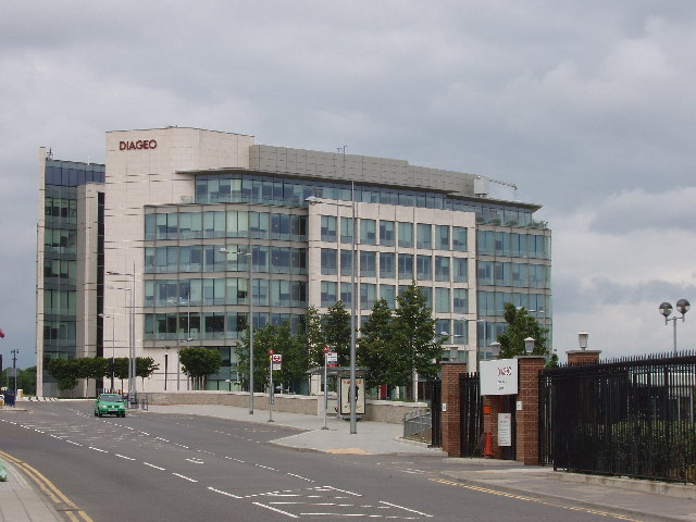 Diageo Offices in new development, Park Royal
