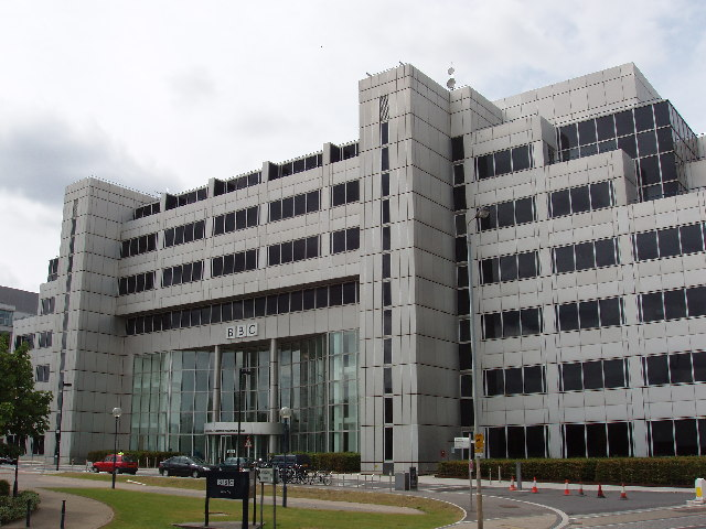 BBC White City - offices for BBC production staff