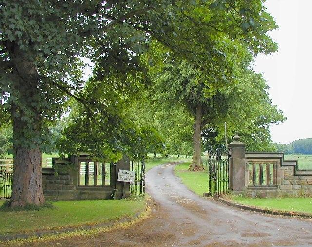 East Lodge Entrance, Kingston Hall