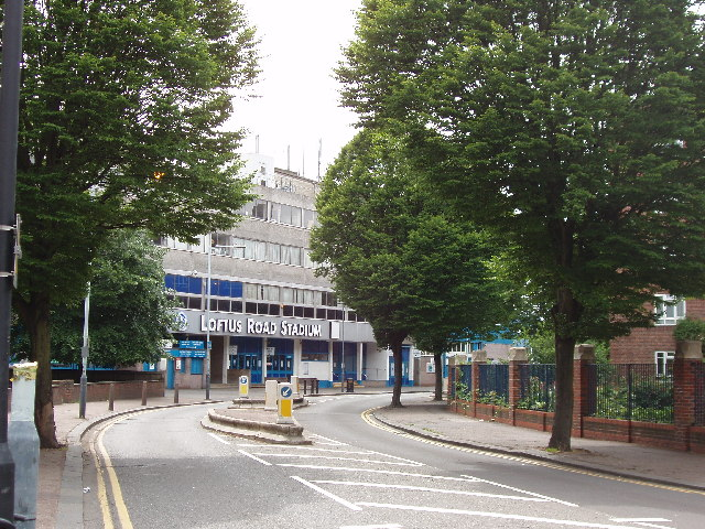 Loftus Road Stadium, White City