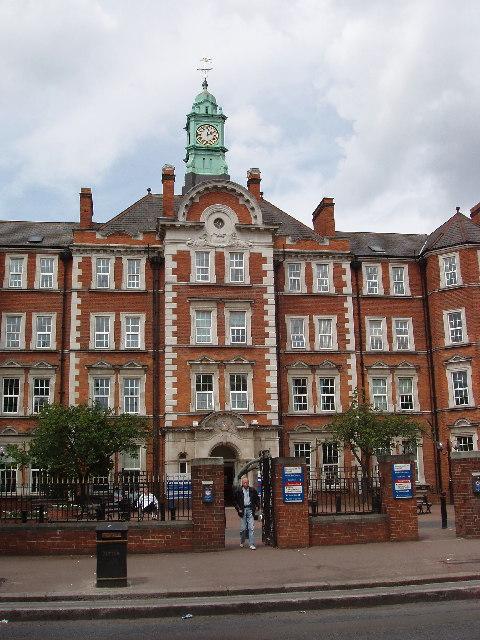 Hammersmith Hospital, Wormwood Scrubs