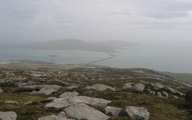 Eriskay from Easabhal