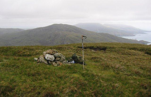Summit of Triuirebheinn