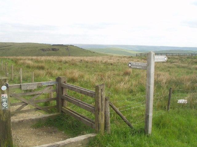 The Pennine Bridleway