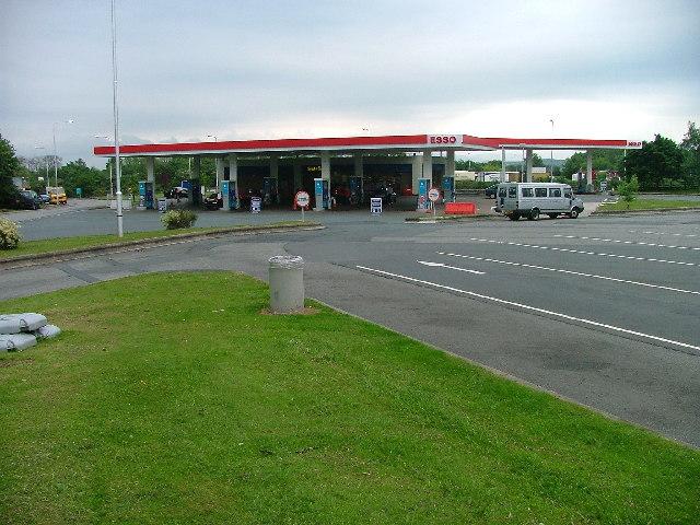 Southwaite Service Station M6