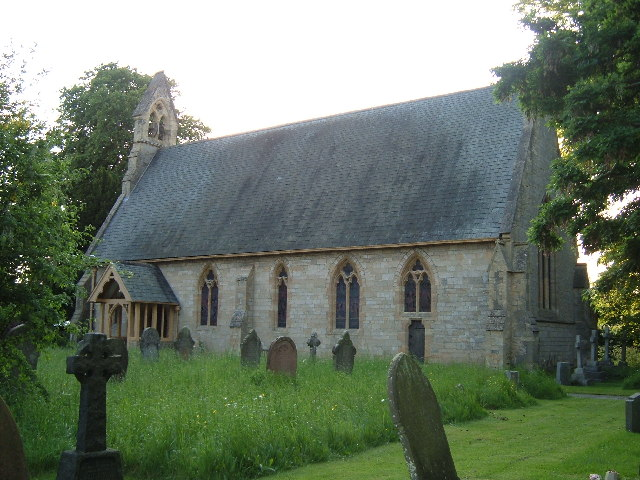 St Lawrence's Church, Flaxton