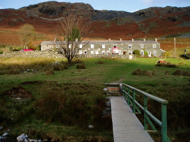 Irish Row, Coppermines Valley, Coniston