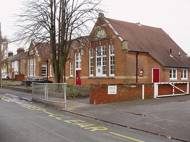 Britannia Road Primary School