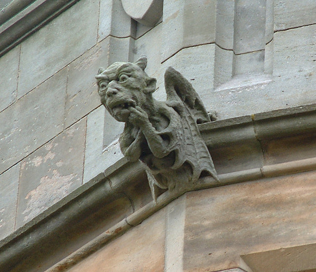 Bamburgh Gargoyle