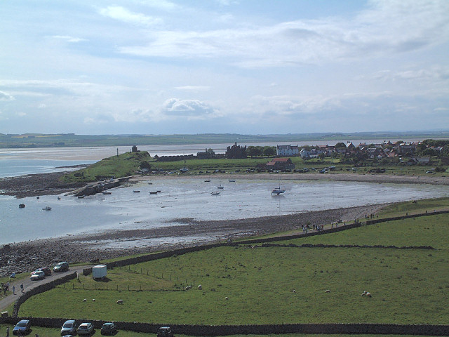 The Harbour - Lindisfarne