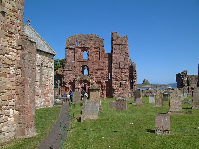 The Priory, The Church and the Castle!