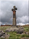 SE0304 : Memorial Cross by Stephen Horncastle