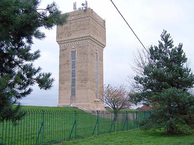 Water Tower, Swingate