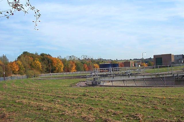 Newthorpe Sewage Treatment Works
