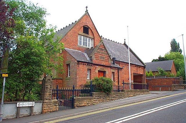 Old School Building, Main St, Awsworth