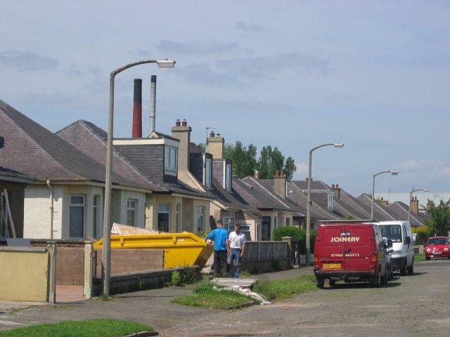 House repairs, Craigentinny
