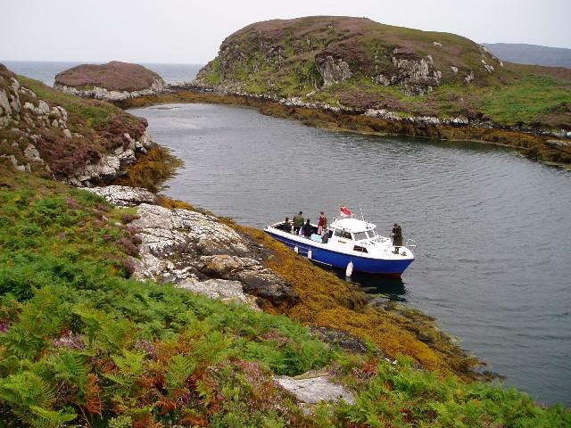 Natural harbour, Acarsaid Falaich