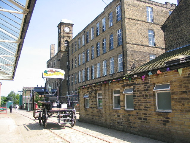 The Industrial Museum Eccleshill