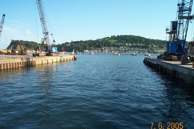 Teignmouth Docks
