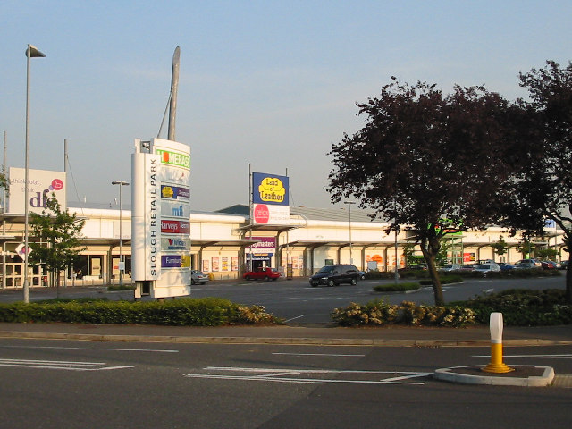 Slough Retail Park, Twinches Lane
