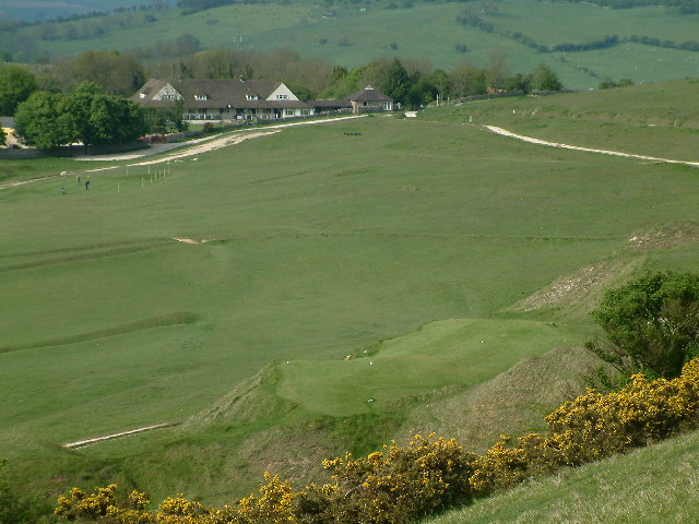 Cleeve Hill Golf Course Club House