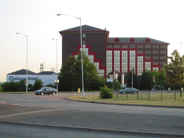 The Copthorne Hotel London