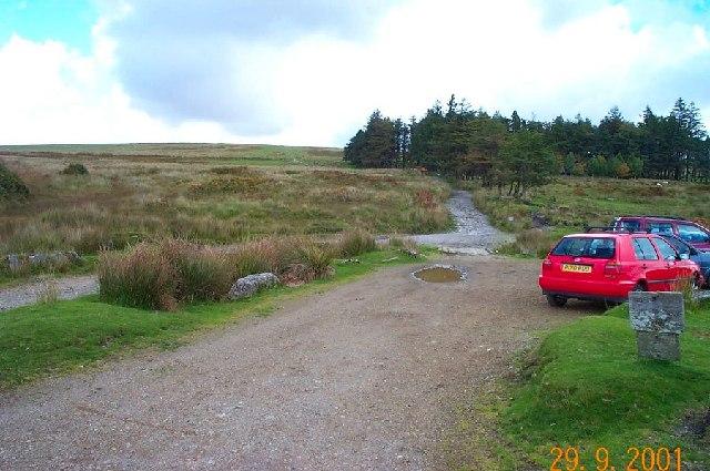 Sheepstor Car park