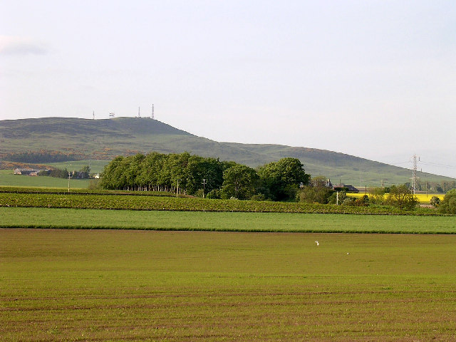 Craigowl from near South Fallaws