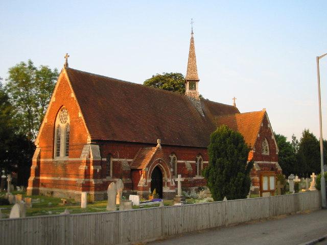 St. John the Baptist Church, Eton Wick